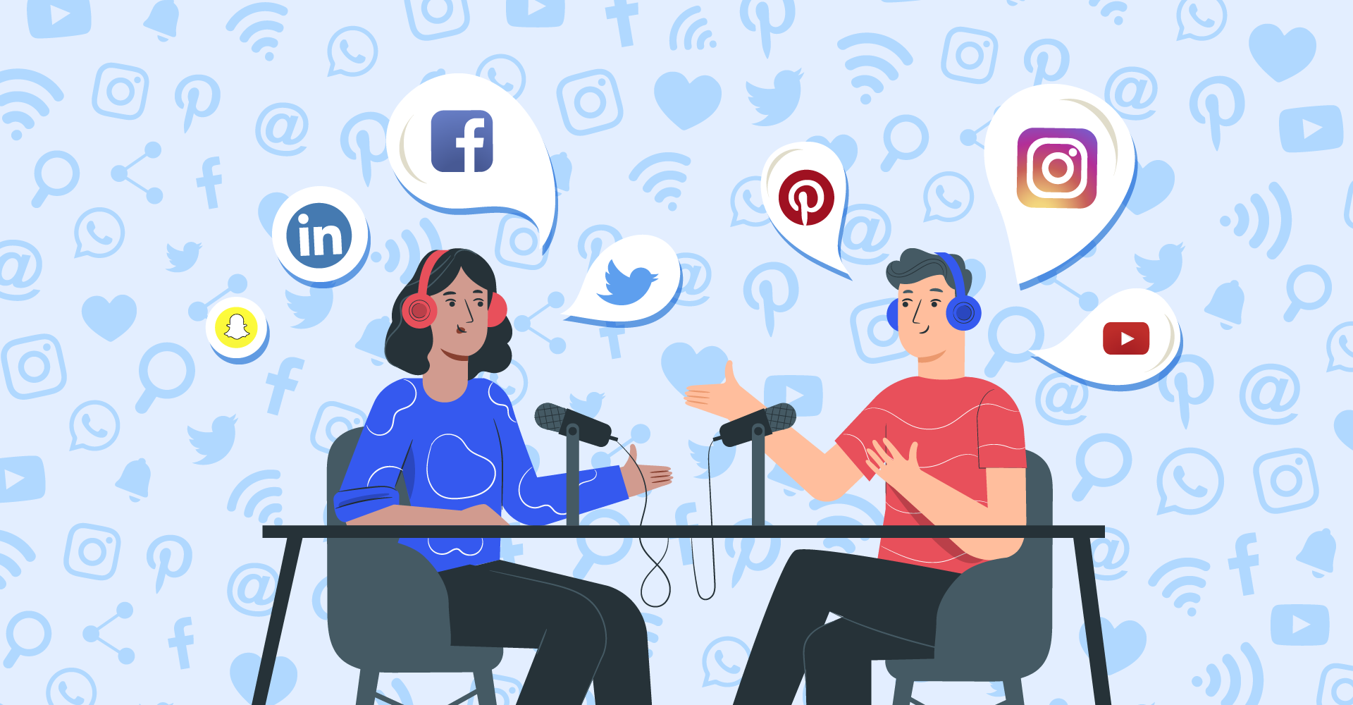 10 Social Media Marketing Podcasts to Get You in the Mood for Work